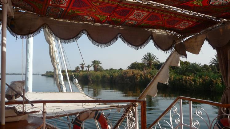 Le Nil...