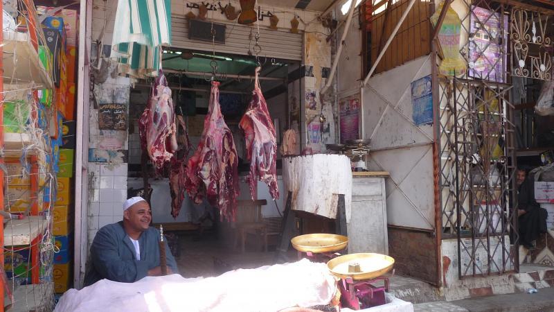 boucherie à Daraw