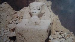 statue cube de Senenmout