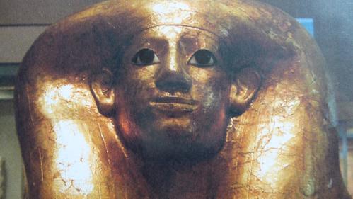 masque funéraire