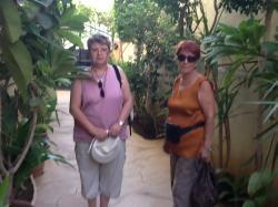 Jeanne et Jeannine - Octobre 2012