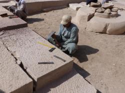 Tailleur de Pierre - Ramesseum