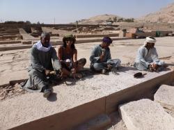 Secteur DBS - Régine - Ramesseum