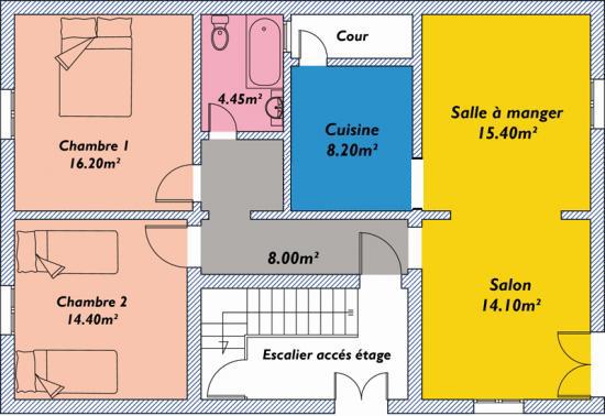 Plan du RdC