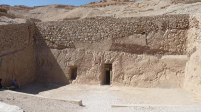 Tombe de Rekhmirê - Vallée des Nobles - Louxor Westbank