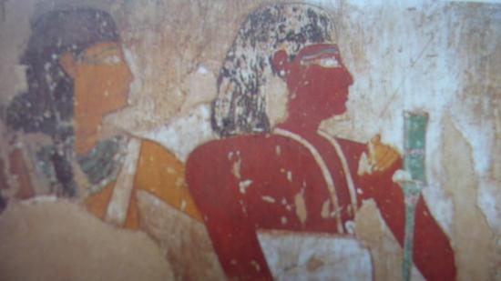 Portrait de Rekhmirê - (tombe de Rekhmirê)