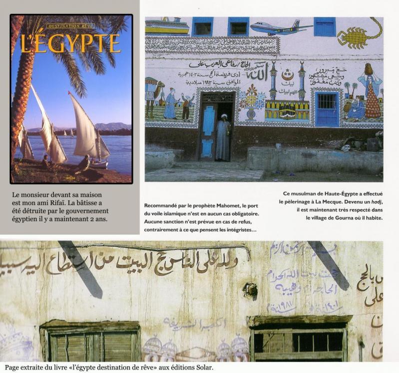 L'Egypte - Destination de rêve
