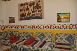 Le salon de Nefertari