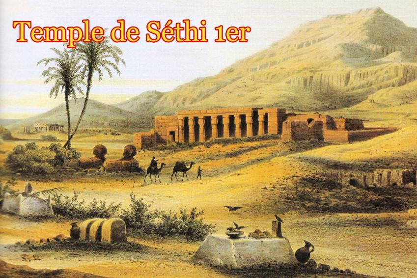 Temple de Sethi 1er