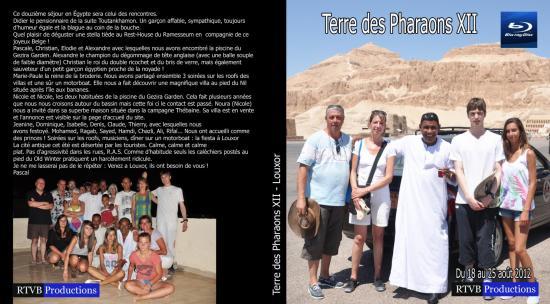Terre des pharaons 12