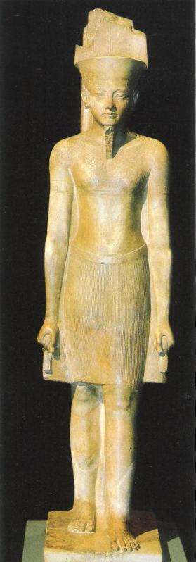 Amon en Toutankhamon - 1336-1327avJC