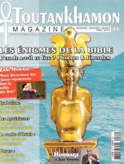 Toutankhamon magazine 46