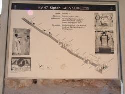 KV47 - Tombe de Siptah.