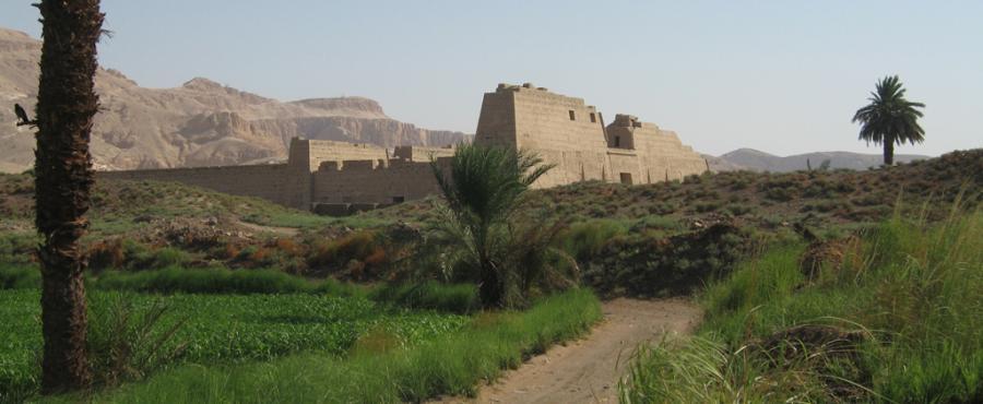 Temple de Médinet Habou