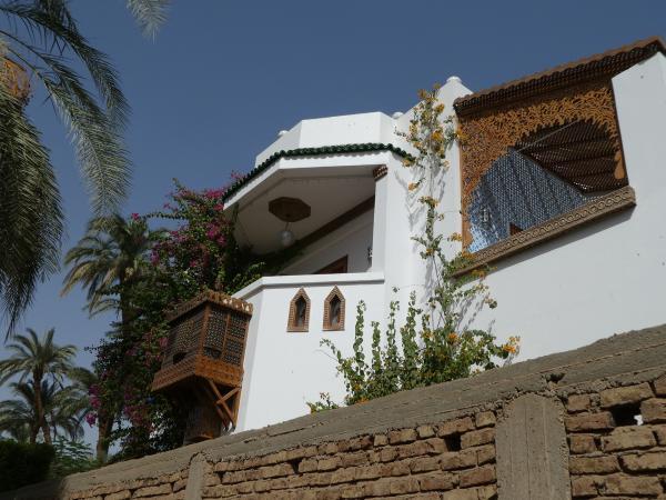 Villa proche du Nil