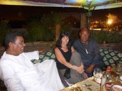 Mohamed, Régine et Rajab - KV2