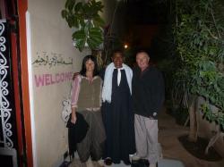 Régine, Farag et Thierry