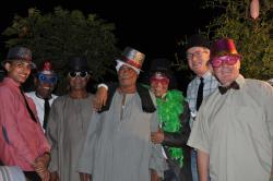 Mohamed, Mohamed,Rajab, Rifaï, Zalat, Raymond et Thierry