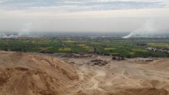 Vallée du Nil.