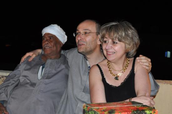 Rifaï, Marie et Pascal