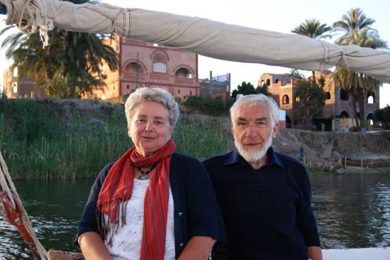 Christiane et Philippe.
