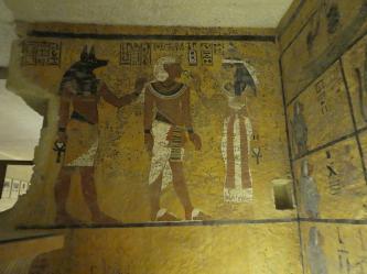 Réplique des fresques