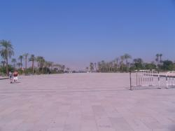 Karnak Déserté par les touristes - Sep 2011