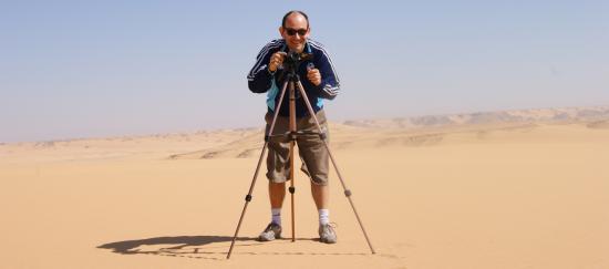Le désert Lybique.