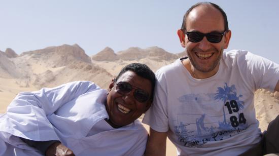 Mohamed et Pascal