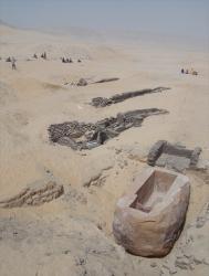 Le sarcophage géant